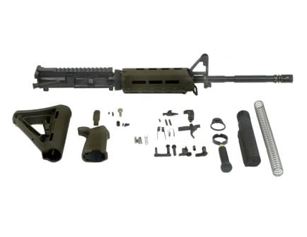 "Photo of ar 15 moe kit for with PSA 16"" carbine 5.56 upper."
