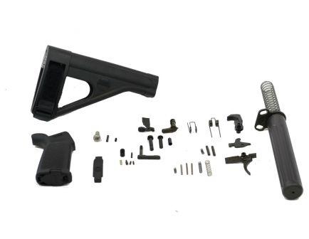 Palmetto State Armory MOE SB Tactical SOB Pistol Brace AR-15 Lower Build Kit in Black