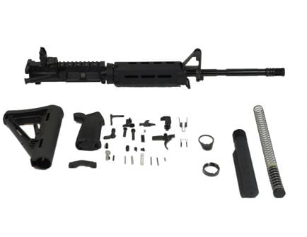 "PSA 16"" M4 magpul ar15 kit featuring moe pistol grip."