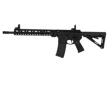 Side view of complete pa 15 rifle