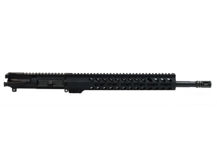 "PSA AR15 16"" Mid-length 5.56 NATO 1:7 Nitride 13.5"" M-Lok Upper - With BCG & CH - 516444973"