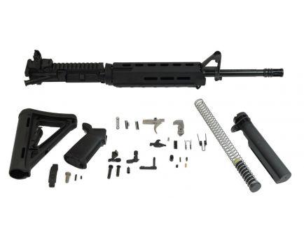 "PSA 16"" Midlength 5.56 NATO 1/7 Nitride MOE+ EPT Rifle Kit & Rear MBUS - 516444983"