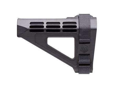 SB Tactical SBM4 AR Pistol Stabilizing Brace W/ SBT Logo, Black