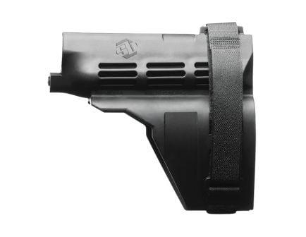 SB Tactical SB15 AR Pistol Stabilizing Brace W/ SBT Logo, Black