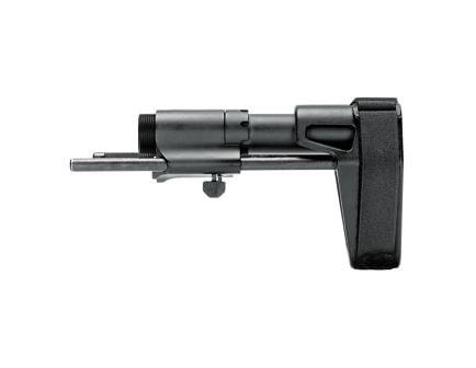 SB Tactical SBPDW Adjustable AR Pistol Stabilizing Brace, Black