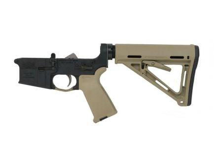 Blem PSA AR-15 Complete Lower Magpul MOE EPT Edition - Flat Dark Earth