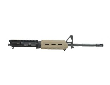 """PSA 16"""" Nitride 1:7 M4 Carbine 5.56 NATO MOE AR-15 Upper Assembly, FDE - with BCG/CH"""