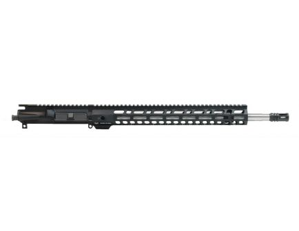 """PSA 18"""" Rifle Length 223 Wylde 1:7 Stainless Steel 15"""" Lightweight M-lok Upper without BCG or CH"""
