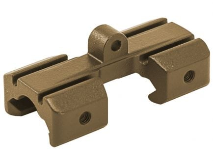 MFT E-VolV Metal Picatinny Rail Sling Swivel Stud Bipod Mount, SDE - E2BPM-SDE