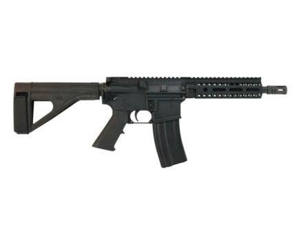 "PSA 8.5"" 300AAC Blackout Pistol With 2A Armament 7"" M-Lok Rail & SB Tactical Pistol Brace"