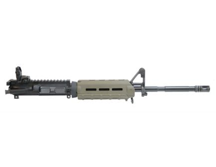 """Photo of PSA 16"""" ar 15 barreled upper assembly that has been chambered for 5.56 ammo."""