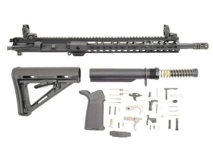 "16"" AR 15 Build Kit with MBUS"