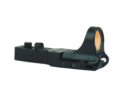 C-More SlideRide Red Dot Sight, Polymer Body, Click Switch, 2 MOA Dot