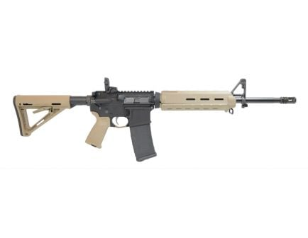 "complete ar 15 rifle with 16"" barrel"