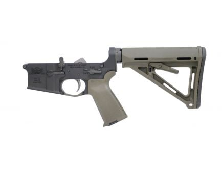 moe ept complete ar 15 lower receiver