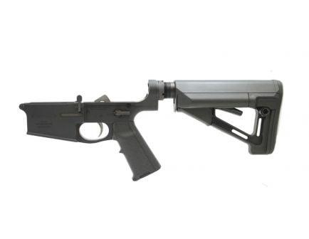 PSA GEN3 PA65 6.5 Creedmoor Complete MOE STR EPT MAID Lower Receiver, Black