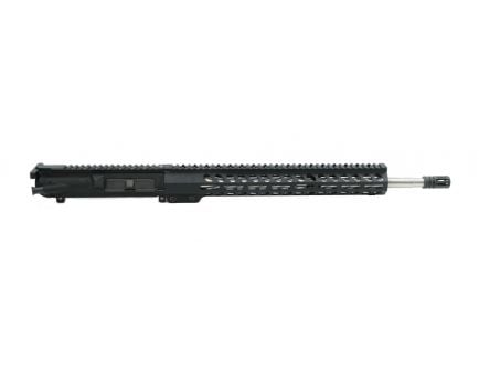 """PSA Gen2 PA10 18"""" Midlength .308 WIN 1:10 Stainless Steel 15"""" M-Lok Upper with BCG & CH - 516447164"""