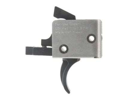 CMC Triggers AR-15 Match Grade Two Stage Curved Trigger (2-2 lbs.)