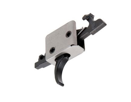 CMC Triggers AR-15 Match Grade Two Stage Curved Trigger (2-3 lbs.)