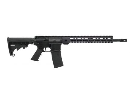 "BLEM PSA PA-15 16"" Nitride M4 Carbine 5.56 NATO Classic AR-15 Rifle with 13.5"" M-LOK Rail, Black"