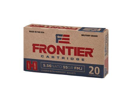 Hornady Frontier 5.56 Ammo