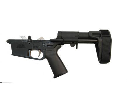PSA PX9 Glock®-Stlye MOE+ EPT PDW Pistol Lower, Black