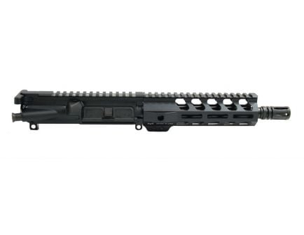 "PSA 8.5"" Pistol-length 5.56 NATO 1/7 Phosphate 7"" Lightweight M-Lok Railed Upper With BCG & CH"