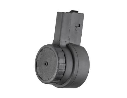 X-Products X-15 50 Round Drum Magazine AR-15/M16, Black - X15-M-BLK