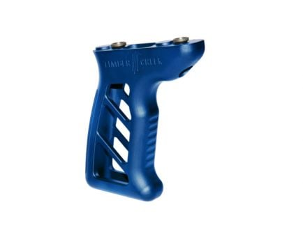 Timber Creek M-LOK Enforcer Vertical Foregrip in Blue