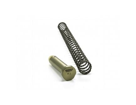 Geissele Super 42 Braided Wire Buffer and Spring Combo