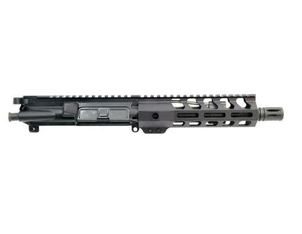 "BLEM PSA 8.5"" Pistol-length 300AAC Blackout 1/8 Phosphate 7"" Lightweight M-Lok Upper With BCG & CH"