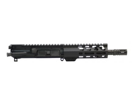 "Photo of PSA 7.5"" barreled upper receiver chambered for 300 blackout."