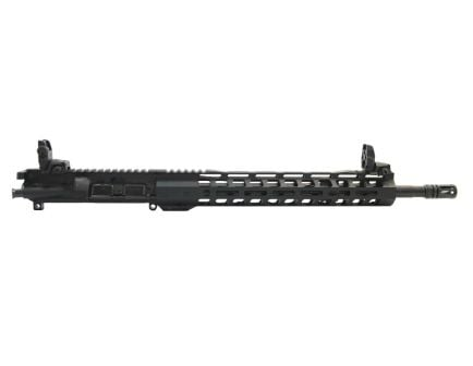 "psa 16"" midlength 5.56 nato 1:7 nitride 13.5"" lightweight m-lock upper with bg, ch & mbus sight set"