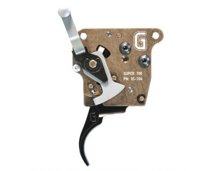 Geissele Super 700, Single Stage and Two Stage Adjustable Trigger (For R700 & Compatible Actions)  -  05-706