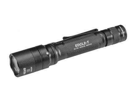 Surefire Everyday Carry Dual Output 1200 Lumen LED Flashlight - EDCL2-T