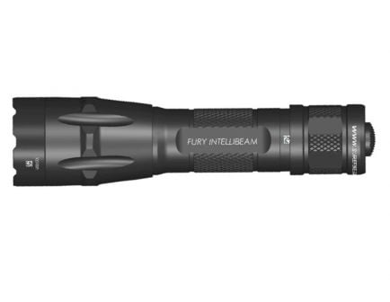 Surefire Fury Dual Fuel Tactical w/ Intellibeam 1500 Lumen Flashlight - FURY-IB-DF