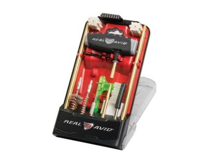 Real Avid Gun Boss Pro AR15 Cleaning Kit - AVGBPROAR15