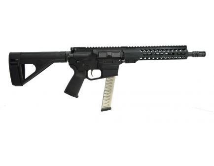 """PSA 10.5"""" 9mm 1:10 M-Lok MOE SOB EPT Pistol, Black"""