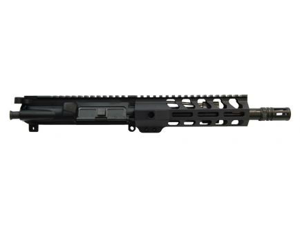 AR-15 Upper Receiver With Bolt Carrier Group And Charging Handle