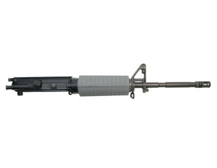 """BLEM PSA 16"""" 5.56 NATO 1/7 M4 Nitride Classic Upper With BCG & CH - Gray"""