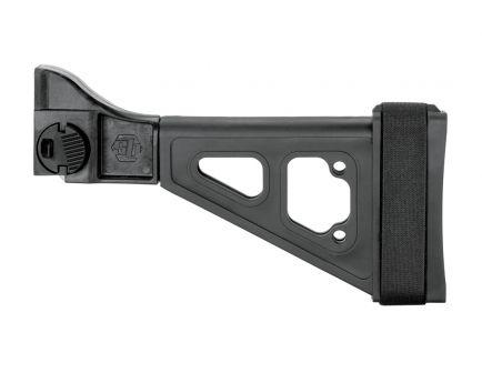 SB Tactical SBT Side-Folding Pistol Stabilizing Brace, Black - SBT-01-SB