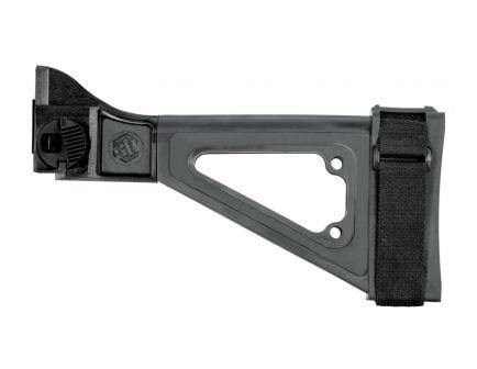 SB Tactical SBTi Side-Folding Pistol Stabilizing Brace, Black - SBTi-01-SB