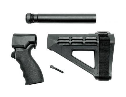 SB Tactical SBM4 Pistol Stabilizing Brace Kit for Remington Tac-14, Black - 870-SBM4-01-SB