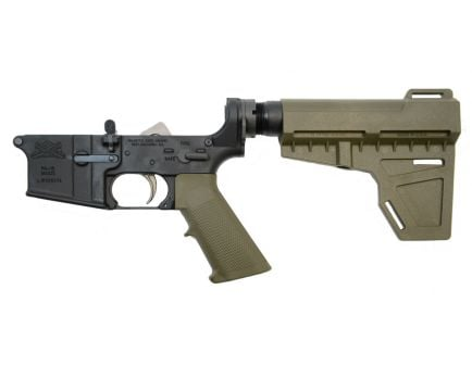 classic ept shockwave ar 15 complete lower