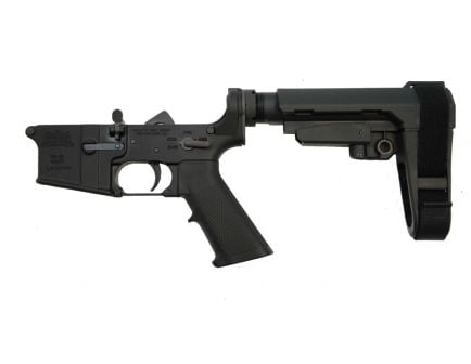 Classic PSA complete AR 15 pistol lower receiver