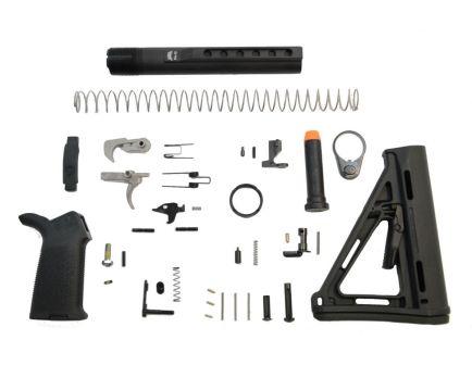 PSA PA10 MOE EPT Lower Build Kit, Black