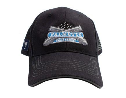 PSA Black with Full Color Logo Hat - PSA103B
