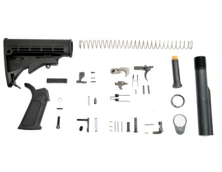 PSA PA10 Enhanced Classic Lower Build Kit with Overmolded Grip - 5165448229