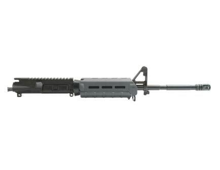 """PSA 16"""" Nitride 1:7 M4 Carbine 5.56 NATO MOE AR-15 Upper Assembly, Gray - No BCG/CH"""