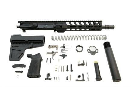 "PSA 10.5"" Carbine-Length 5.56 NATO 1/7 Phosphate 9"" Lightweight M-Lok MOE EPT Shockwave Pistol Kit - 5165448404"